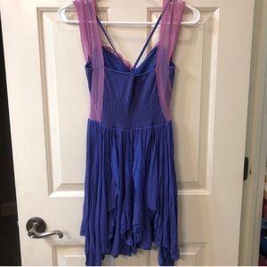 Free People Dresses - Free People Lace Flutter Flowy Boho Fairy Dress